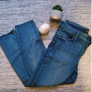 Lucky Brand Ava Crop Jeans size 10/30